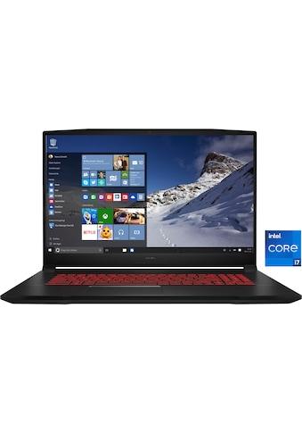 "MSI Gaming-Notebook »Katana GF76 11UC-083«, (43,9 cm/17,3 "" Intel Core i7 GeForce RTX™... kaufen"