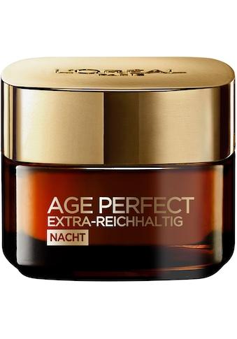 L'ORÉAL PARIS Nachtserum »Age Perfect Extra-Reichhaltig«, mit Manuka Honig kaufen