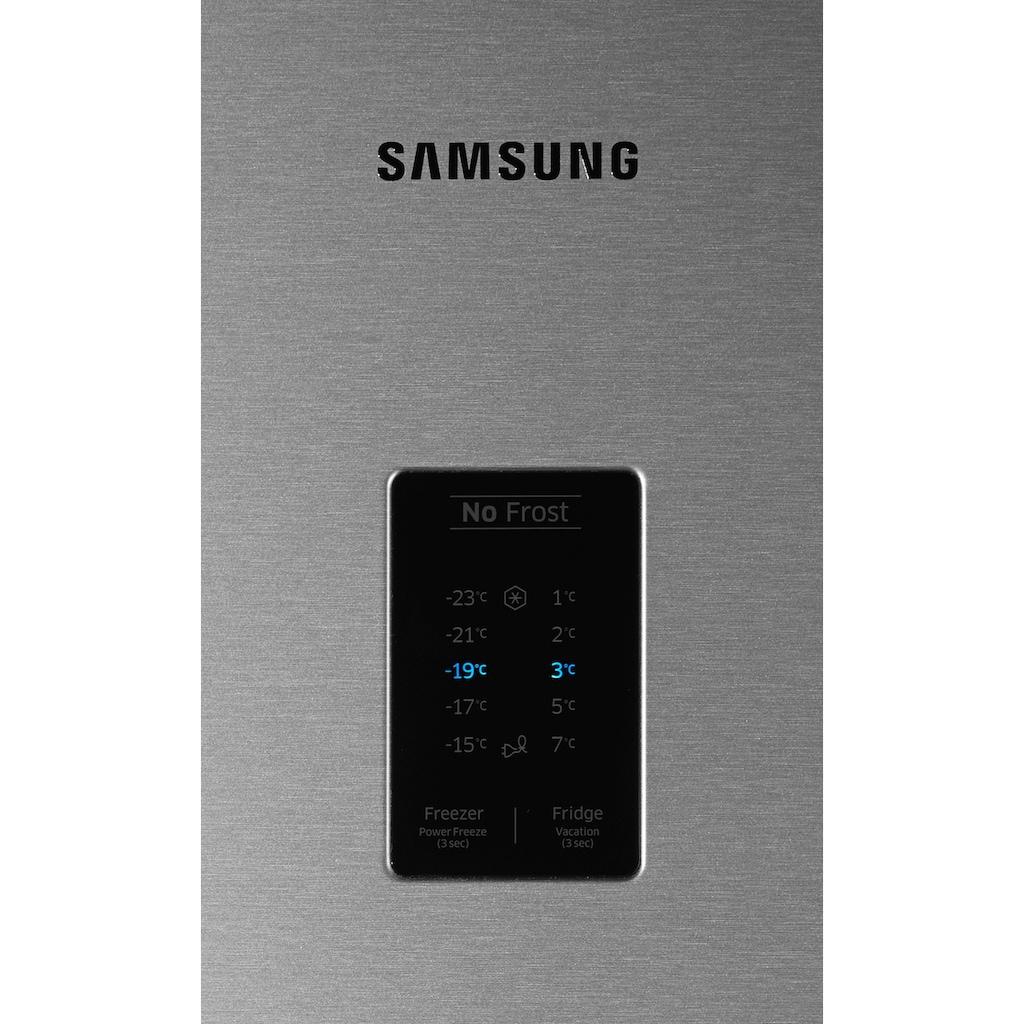 Samsung Kühl-/Gefrierkombination, RB30J3215SA, 178 cm hoch, 59,5 cm breit, No Frost
