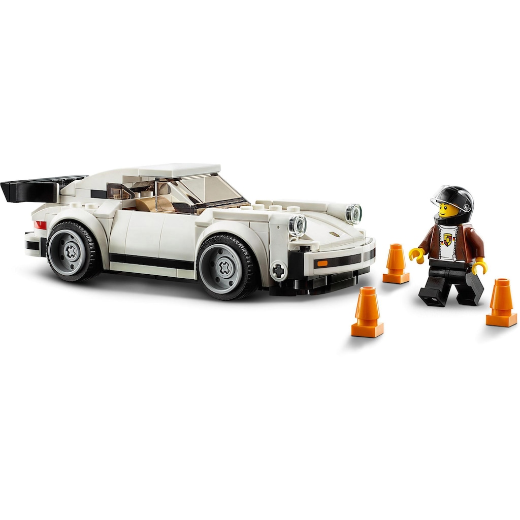LEGO® Konstruktionsspielsteine »1974 Porsche 911 Turbo 3.0 (75895), LEGO® Speed Champions«, (180 St.), Made in Europe