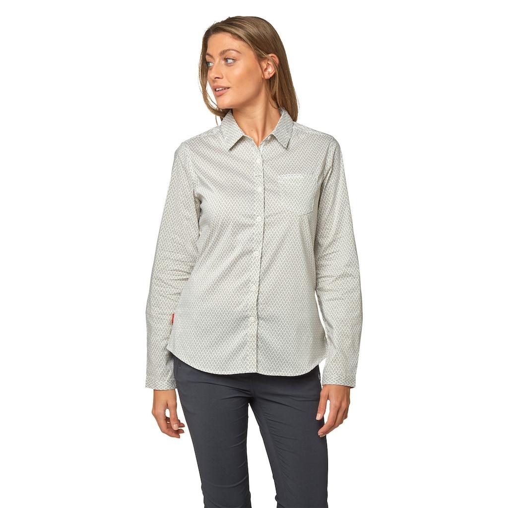 Craghoppers T-Shirt »Damen NosiLife Langarmbluse Verona II«
