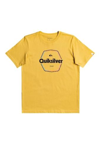 Quiksilver T-Shirt »Hard Wired« kaufen