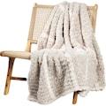Star Home Textil Wohndecke »Indio«, besonders weich und hochwertig