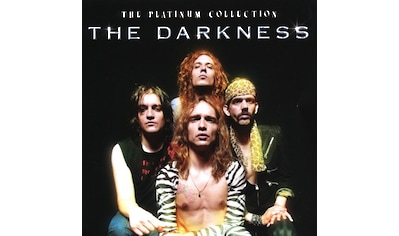 Musik-CD »The Platinum Collection / Darkness,The« kaufen