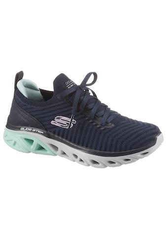 Skechers Slip-On Sneaker »GLIDE-STEP SPORT«, mit Zierschnürung kaufen