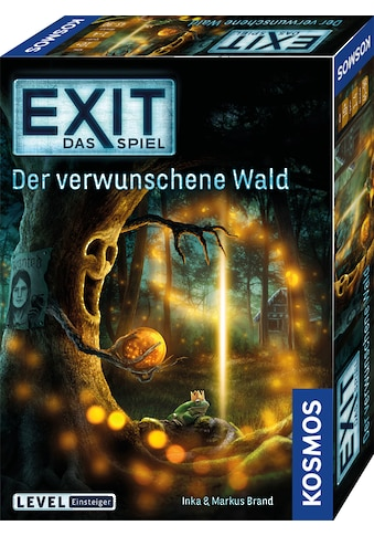 Kosmos Spiel »EXIT - Der verwunschene Wald«, Made in Germany kaufen