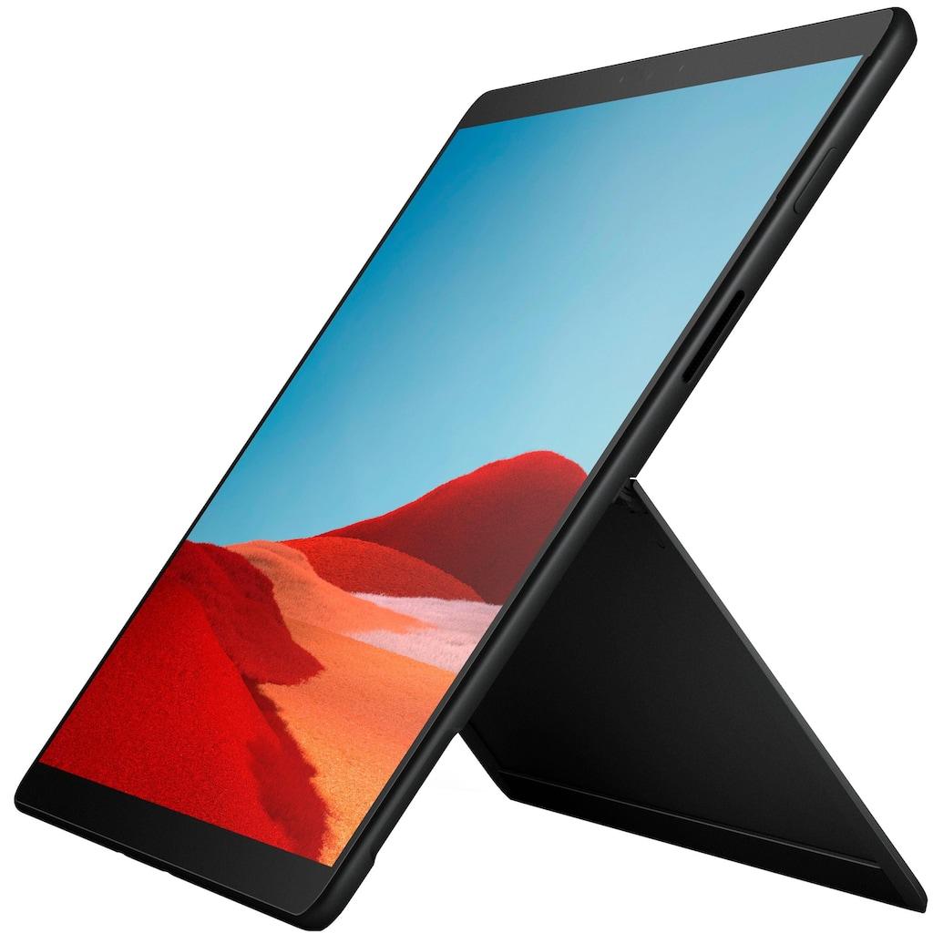 "Microsoft Convertible Notebook »Surface Pro X 8GB/128 GB«, (33,02 cm/13 "" Qualcomm SQ 1 Adreno 685 GPU\r\n 128 GB SSD)"