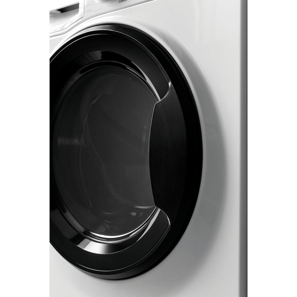 BAUKNECHT Waschmaschine »Super Eco 834«, Super Eco 834, 4 Jahre Herstellergarantie
