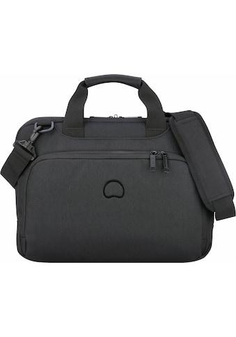 Delsey Aktentasche »Esplanade, 1 Fach, schwarz«, 13,3-Zoll Laptopfach kaufen