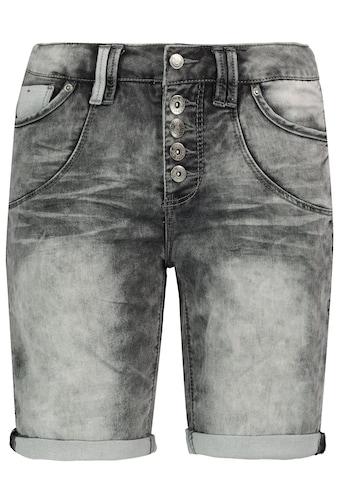 Urban Surface Jeansbermudas, im Used-Look kaufen