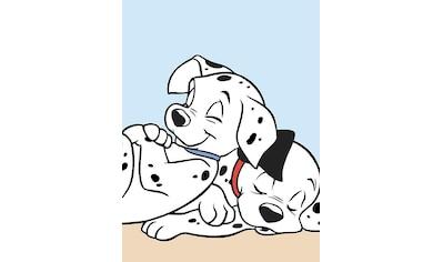 KOMAR XXL Poster »101 Dalmatiner Cuddle« kaufen