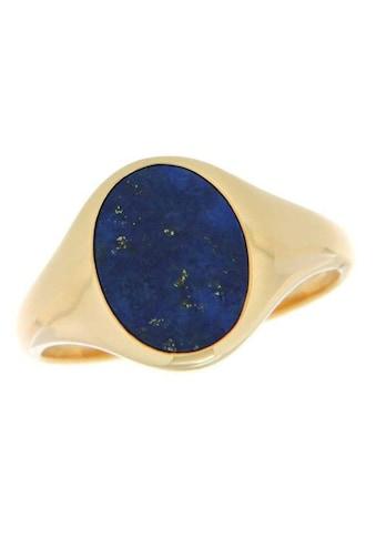 Firetti Goldring »Edelstein in ovaler Form«, mit Lapislazuli kaufen