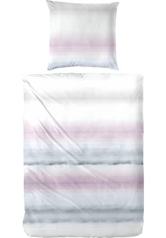 Primera Bettwäsche »silky soft stripes«, mit zartem Verlauf kaufen