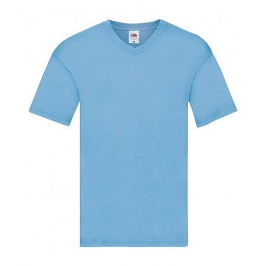 Fruit of the Loom V-Shirt »Original Original V Ausschnitt T-Shirt«