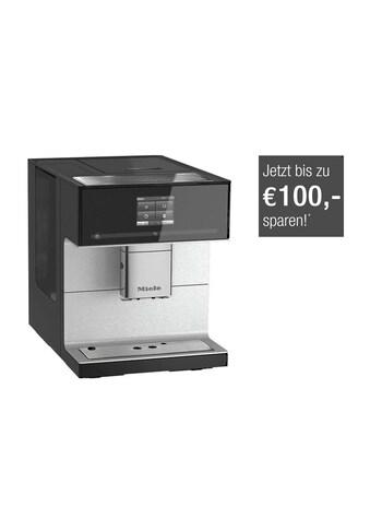 Stand - Kaffeevollautomat, Miele, »CM 7350« kaufen