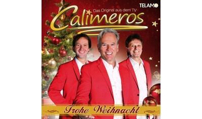 Musik-CD »FROHE WEIHNACHT / CALIMEROS« kaufen
