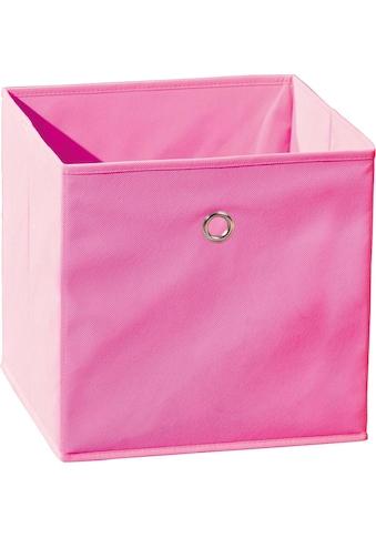 INOSIGN Aufbewahrungsbox »Winny Pink«, hochwertige Verabeitung kaufen