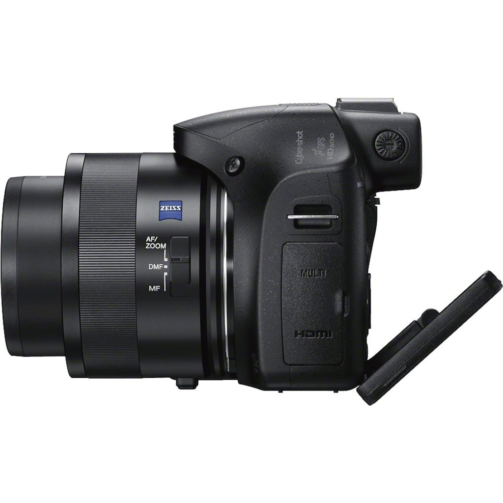 Sony Bridge-Kamera »Cyber-Shot DSC-HX400V«, 24mm Carl Zeiss Vario Sonnar T, 50 fach optischer Zoom