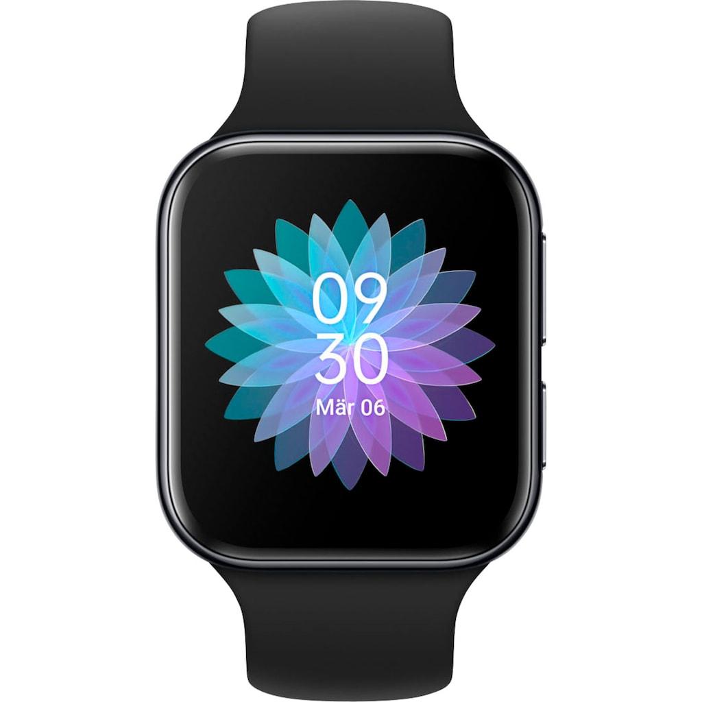 Oppo Smartwatch »Oppo Watch 41 mm WiFi«, (Wear OS by Google)