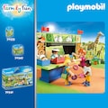 Playmobil® Konstruktions-Spielset »2 Tiger mit Baby (70359), Family Fun«, Made in Europe