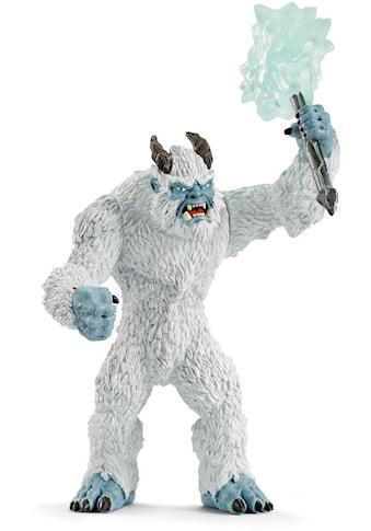 Schleich® Spielfigur »Eldrador, Eismonster mit Waffe (42448)« kaufen
