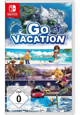 Nintendo Switch Spiel »Go Vacation«, Nintendo Switch kaufen