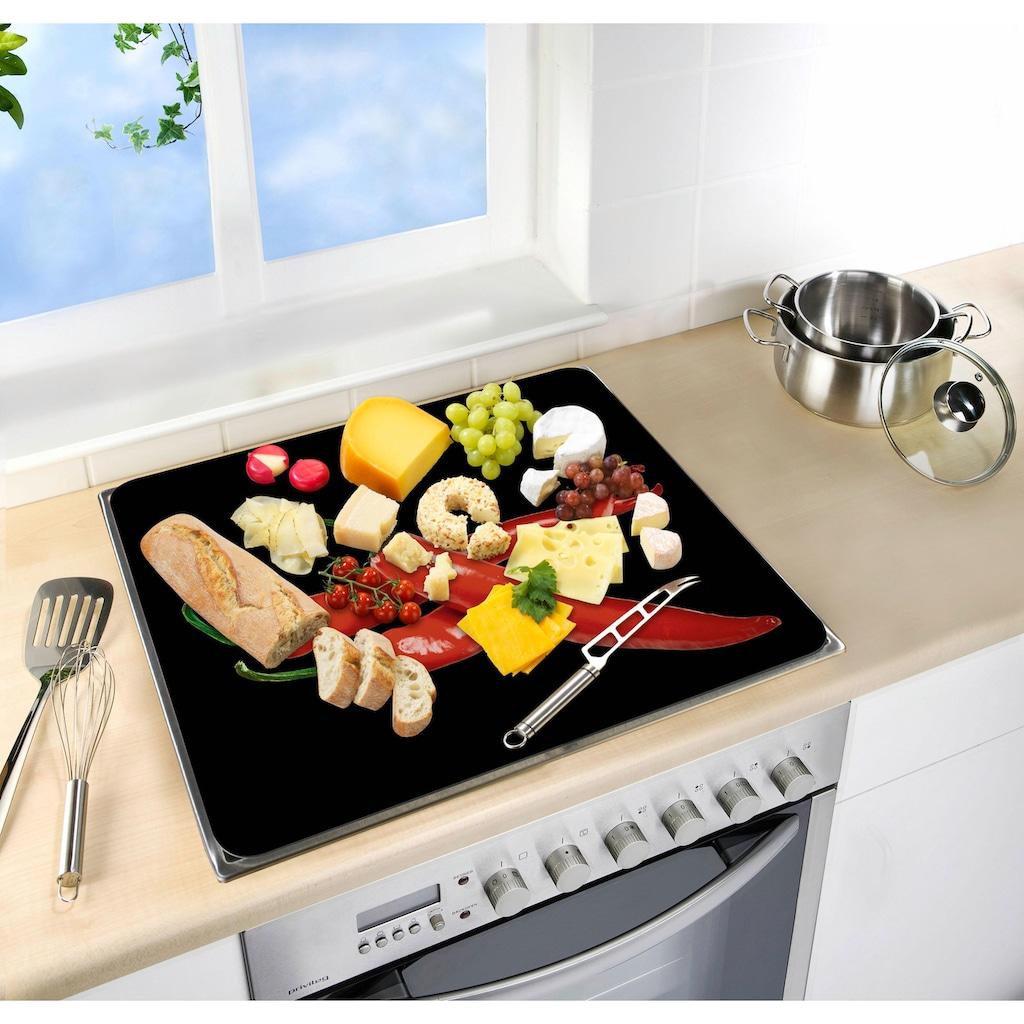 WENKO Küchenrückwand »Hot Peperoni«