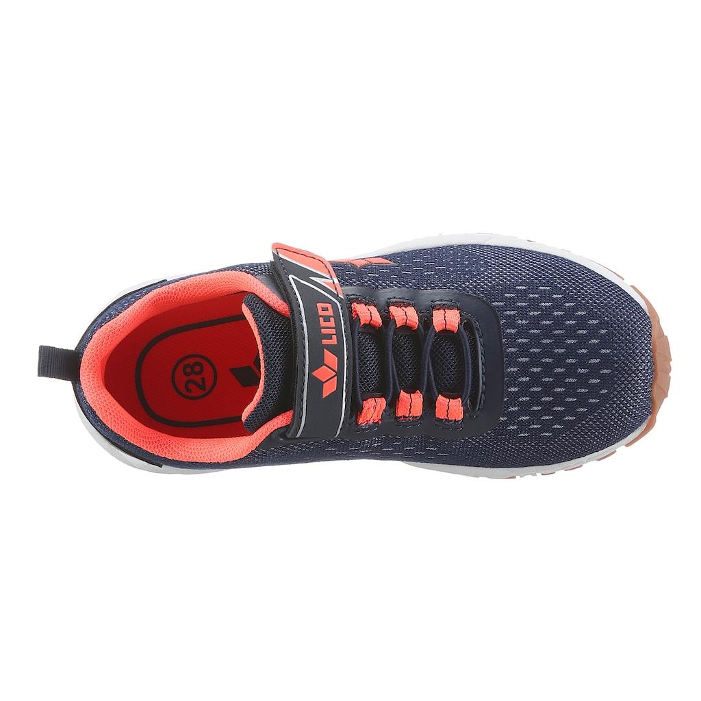 Lico Sneaker »Sponge«, mit Klettverschluss