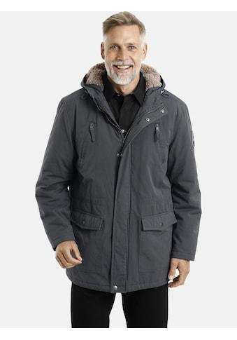 Jan Vanderstorm Parka »ISAK«, Winterjacke mit vielen Taschen kaufen