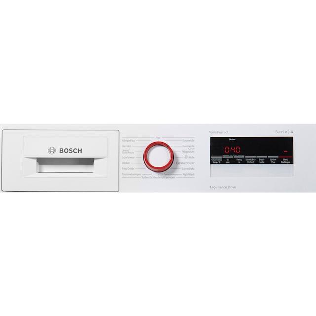 BOSCH Waschmaschine Serie 4 Doreen WAN282V8