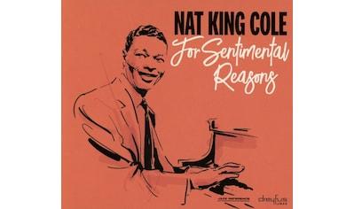 Musik-CD »For Sentimental Reasons / Cole,Nat King« kaufen