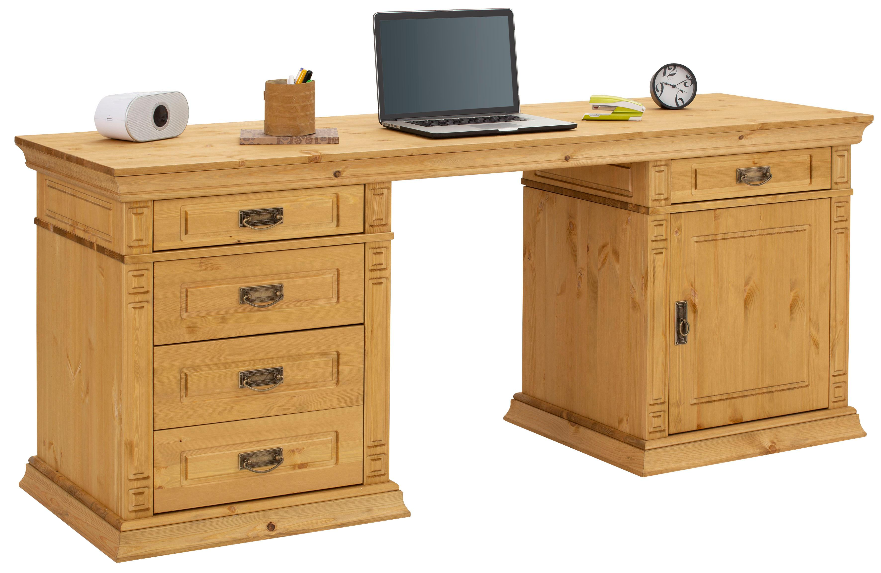 Schreibtisch Massiv Preisvergleich Die Besten Angebote Online Kaufen