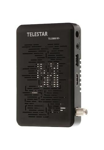 TELESTAR SAT-Receiver »TELEMINI HD+«, inkl. HD+ Karte,12V mobil-(HDMI,inkl. HD+... kaufen