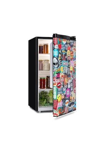 Klarstein Cool Vibe Kühlschrank 90 Liter VividArt Concept »HEA14 -  KS - 90L« kaufen