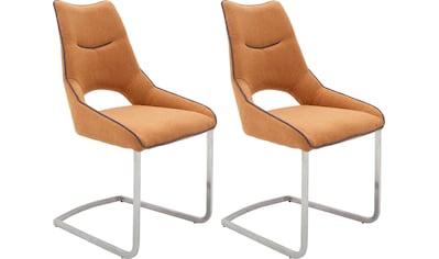MCA furniture Freischwinger »Aldrina«, Stuhl bis 120 Kg belastbar kaufen