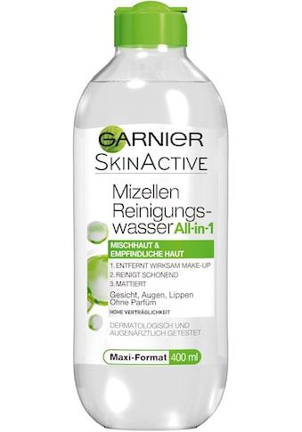 GARNIER Gesichtswasser »Mizellen Reinigungswasser Mischhaut« kaufen