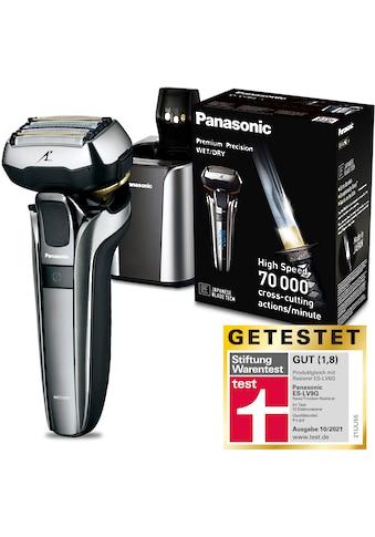 Panasonic Elektrorasierer »ES-LV9Q-S803«, Langhaartrimmer, mit ultraflexiblem... kaufen