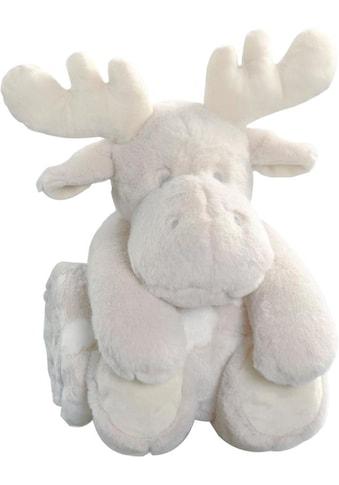 BIEDERLACK Babydecke »Elch« kaufen