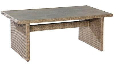 MERXX Gartentisch »Wangentisch«, 100x200 cm kaufen