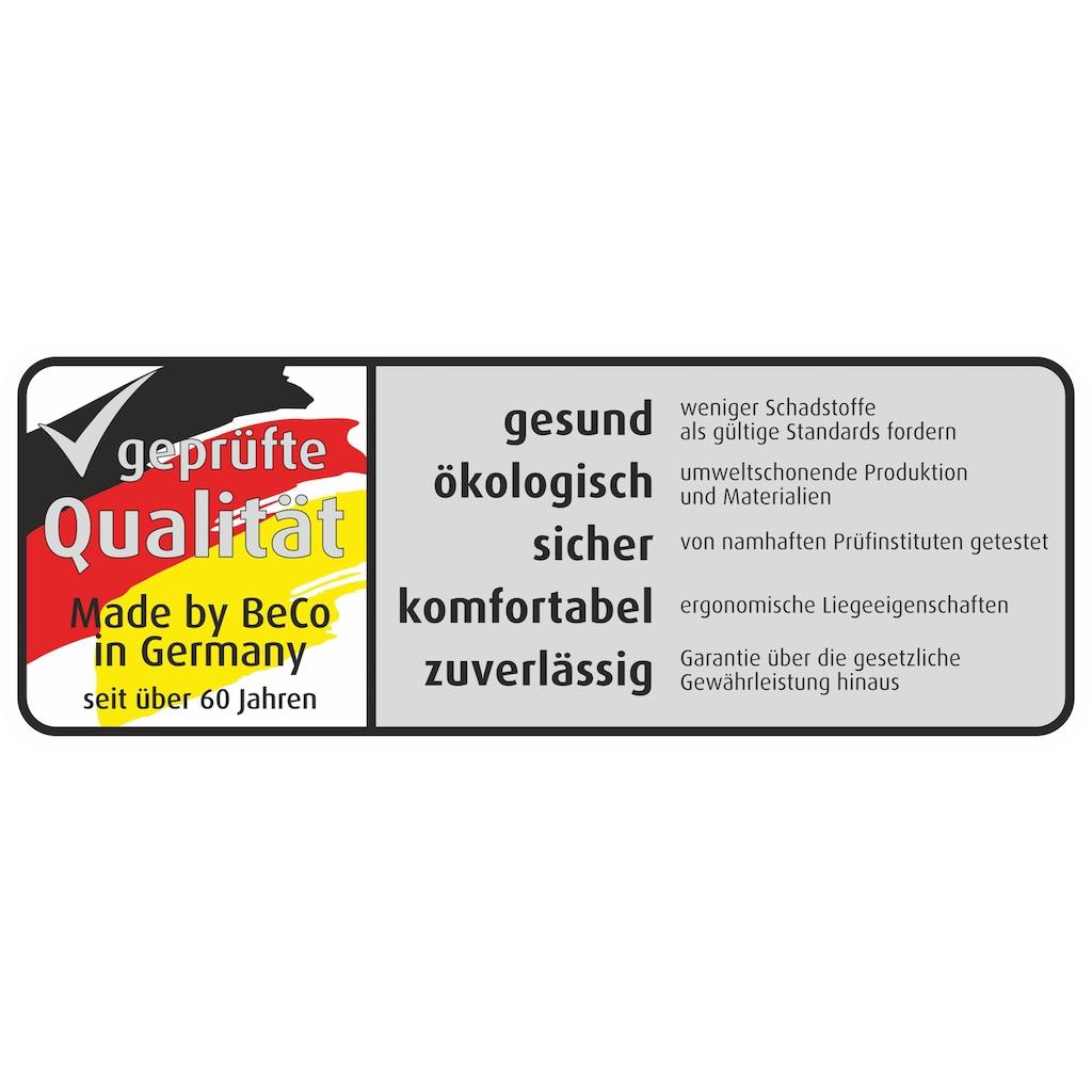 """BeCo EXCLUSIV Kaltschaummatratze »Luxus für Gewichtige«, (1 St.), für Gewichtige und """"Schwitzer"""" geeignet"""