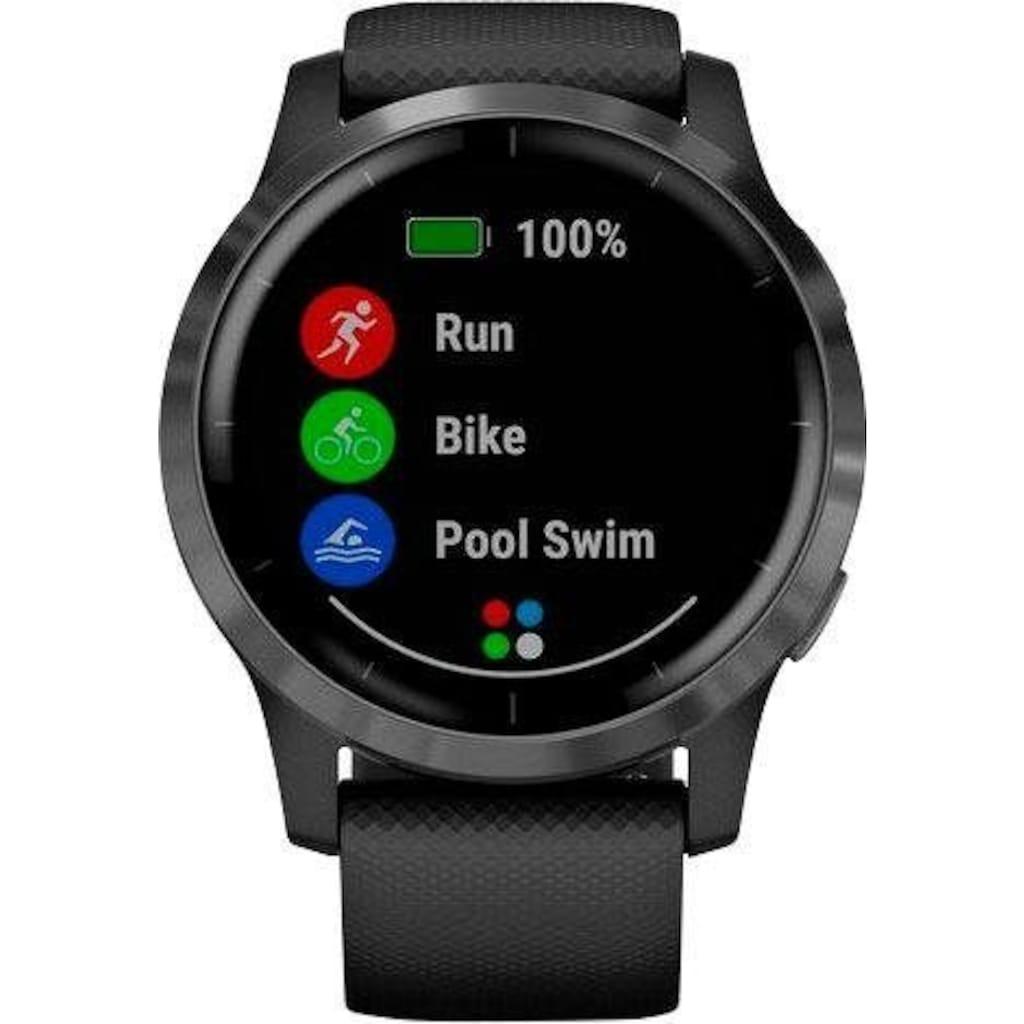Garmin Smartwatch »VIVOACTIVE 4«