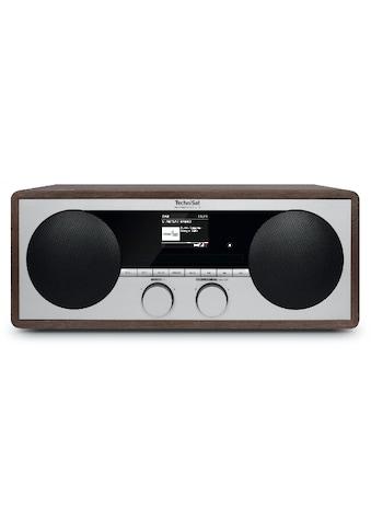 TechniSat Digitalradio (DAB+) »DIGITRADIO 451 CD IR«, (WLAN-Bluetooth Internetradio ) kaufen
