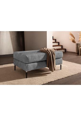 Premium collection by Home affaire Hockerbank »Brandwood«, mit extra hohen Füßen und... kaufen