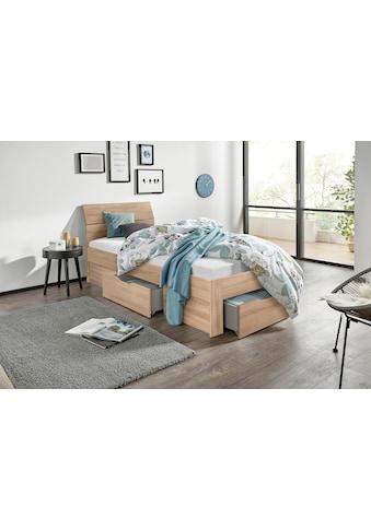 rauch BLUE Bett »Flexx«, inklusive Schubkästen kaufen