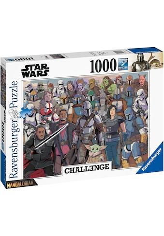 Ravensburger Puzzle »Challenge Baby Yoda«, FSC® - schützt Wald - weltweit; Made in... kaufen