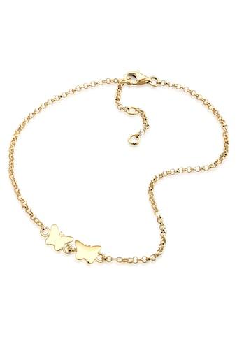 Elli Fußkette »Schmetterling 925 Sterling Silber« kaufen