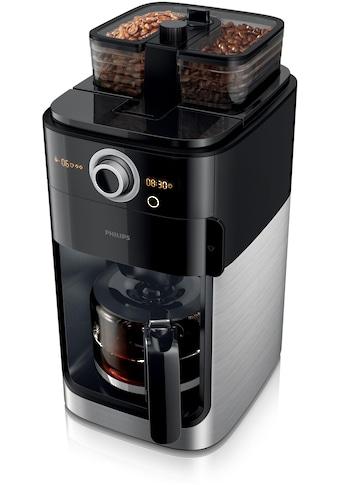 Philips Kaffeemaschine mit Mahlwerk Grind & Brew HD7769/00 kaufen