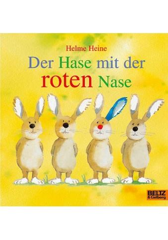 Buch »Der Hase mit der roten Nase / Helme Heine« kaufen