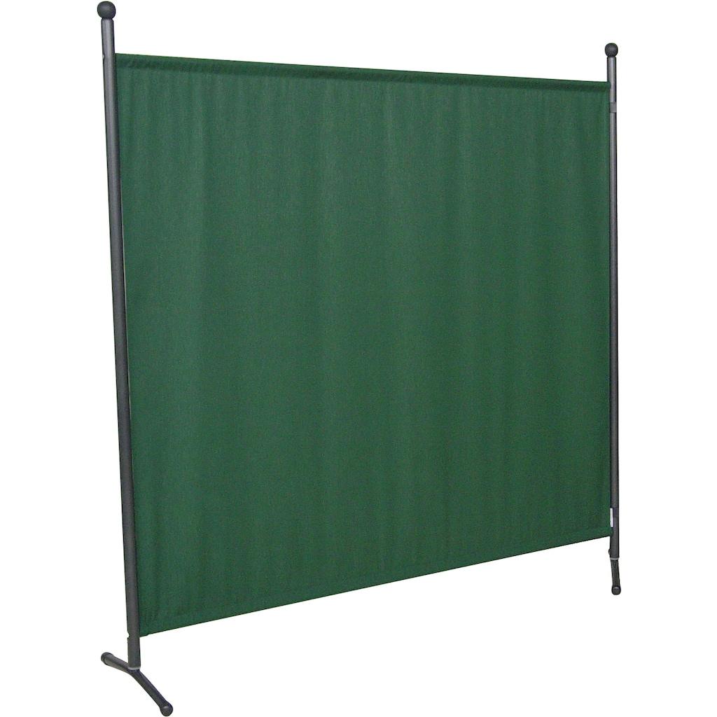 Angerer Freizeitmöbel Stellwand »Groß grün«, (B/H): ca. 178x178 cm
