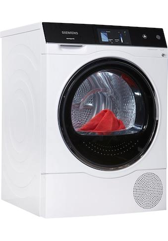 SIEMENS Wärmepumpentrockner avantgarde WT47X940EU, 9 kg kaufen